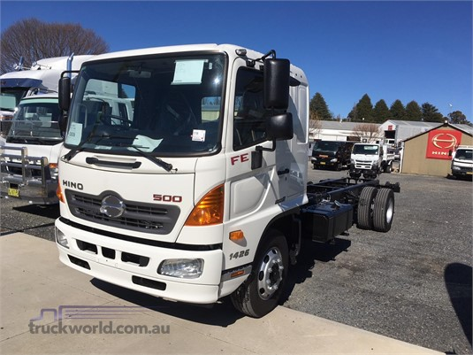 2018 Hino 500 Series 1426 FE West Orange Motors - Trucks for Sale