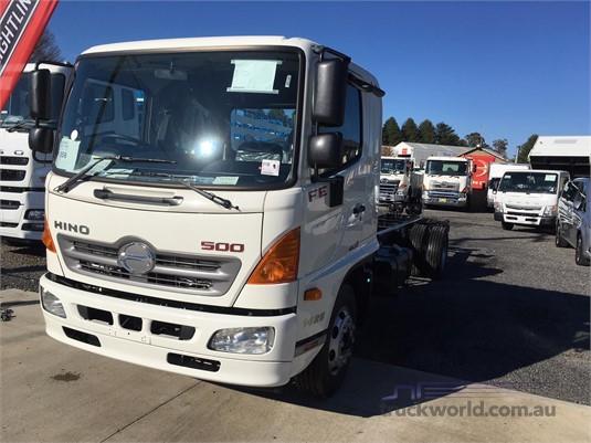 2018 Hino 500 Series 1426 FE Long Air West Orange Motors - Trucks for Sale