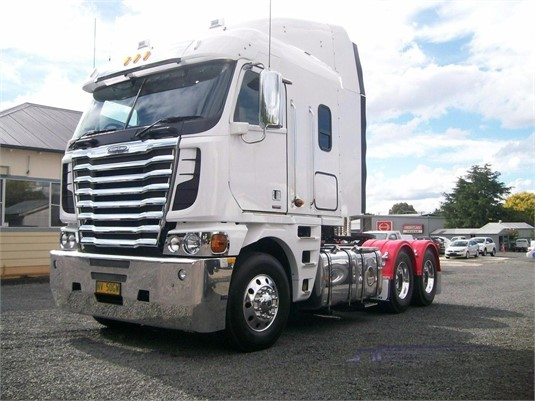 2016 Freightliner Argosy West Orange Motors - Trucks for Sale