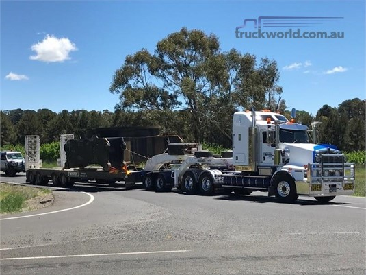 2012 Modern Transport Engineers (MTE) Low Loader Platform West Orange Motors - Trailers for Sale
