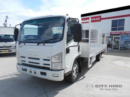 2011 Isuzu NQR 450 City Hino - Trucks for Sale