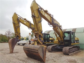 CATERPILLAR 329DL