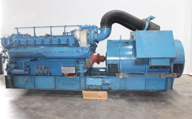 MTU 16V396 Stationary Generators For Sale - 3 Listings