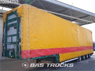 MEUSBURGER Ausziehbar bis 19.85m  2x Lenkachse Liftachse MPG-