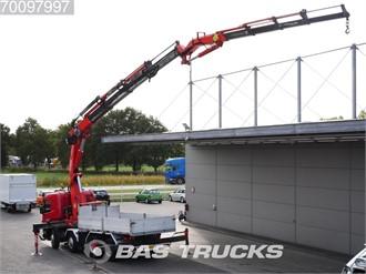 SCANIA P124G400