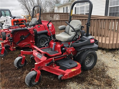 TORO Z MASTER PROFESSIONAL 6000 Auction Results - 22 Listings