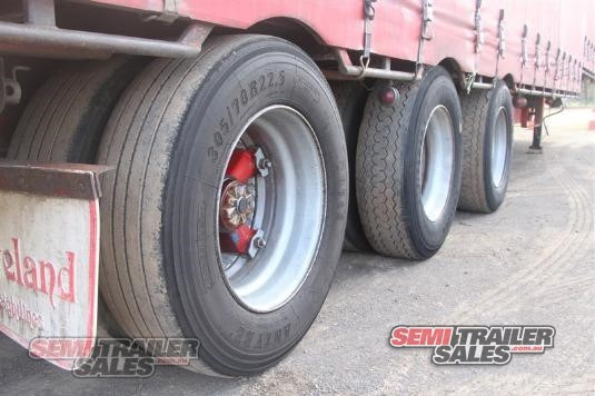 2000 Freightmaster Drop Deck Trailer Semi Trailer Sales - Trailers for Sale