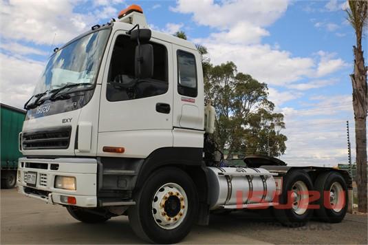 2005 Isuzu Giga EXY Used Isuzu Trucks - Trucks for Sale