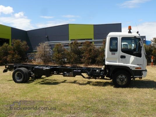 2004 Isuzu FRR 550 Long - Truckworld.com.au - Trucks for Sale