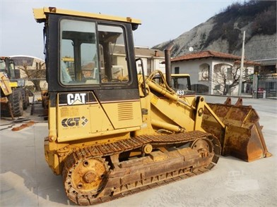 CATERPILLAR 933 For Sale - 4 Listings | MachineryTrader com - Page 1