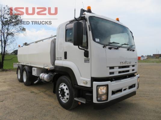 2009 Isuzu FVY 1400 Auto Used Isuzu Trucks - Trucks for Sale
