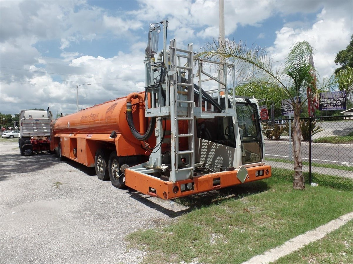 1999 ADVANCE 406AL For Sale In Tampa, Florida