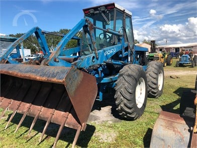 100 HP To 174 HP Tractors Online Auction Results - 604