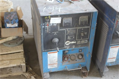 MILLER CP-250TS WELDER ELECTRIC Other Auction Results - 3