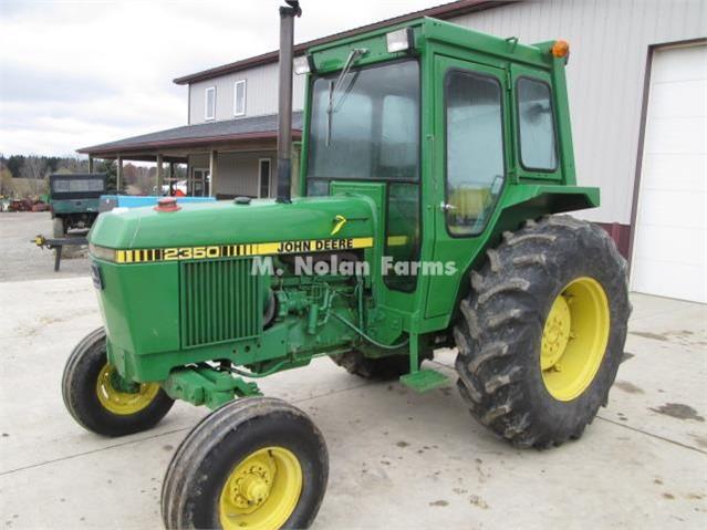 1983 JOHN DEERE 2350 For Sale In Lapeer, Michigan