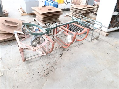 BARRELL DOLLIES Other Auction Results - 1 Listings   MachineryTrader