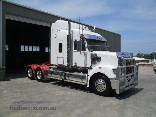 2014 Freightliner Coronado 114 - Truckworld.com.au - Trucks for Sale