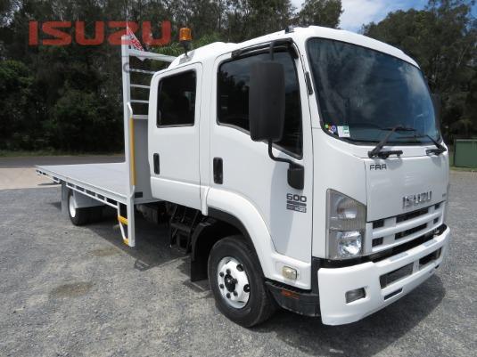 2010 Isuzu FRR 600 Crew Used Isuzu Trucks - Trucks for Sale