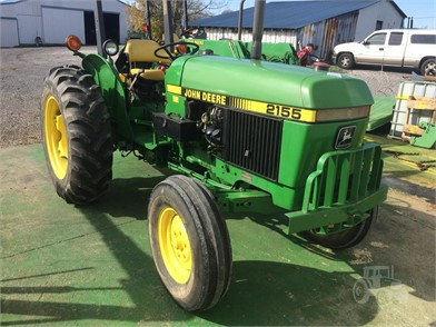 JOHN DEERE 2155 For Sale - 10 Listings | TractorHouse com - Page 1 of 1