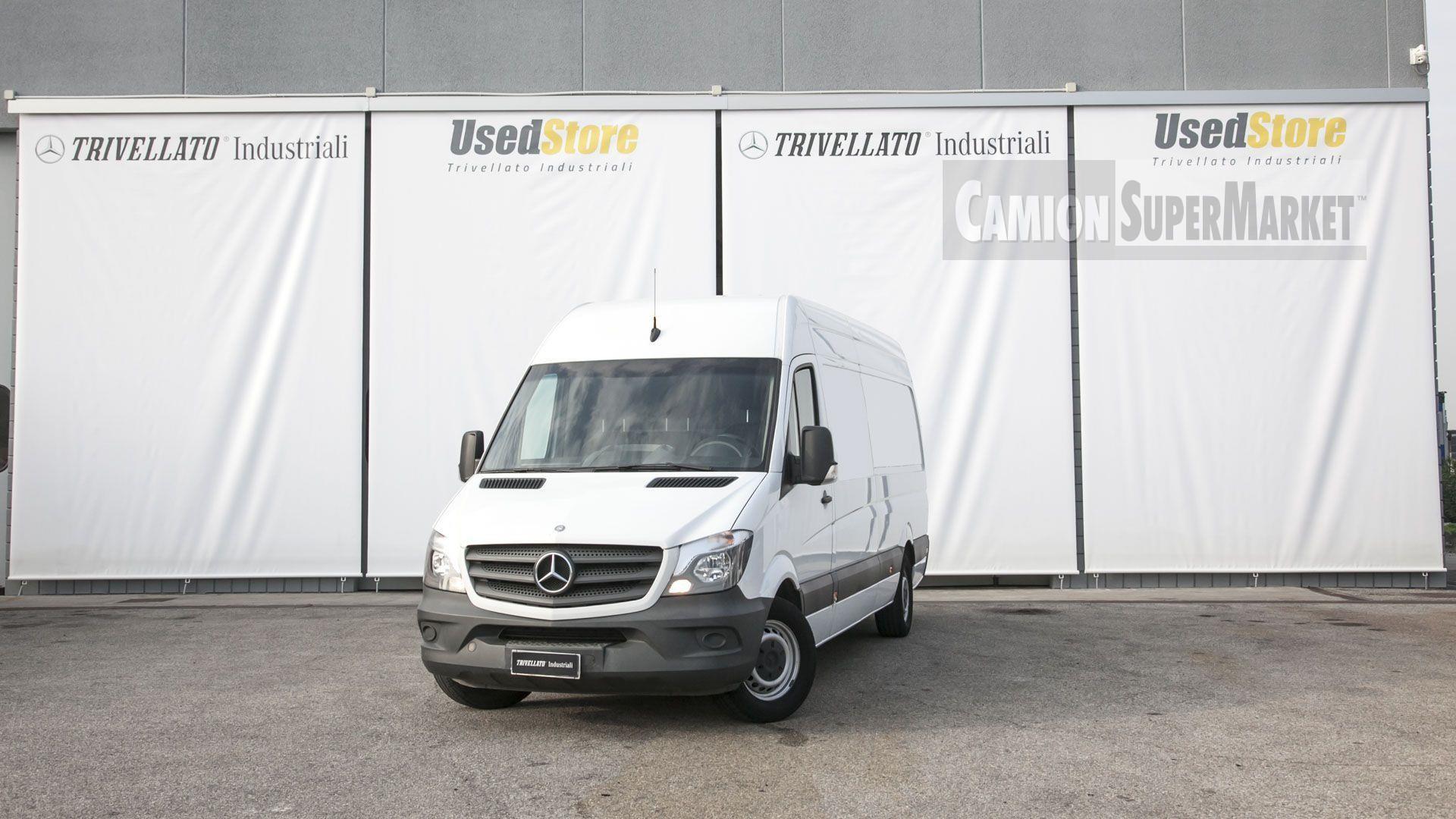 Mercedes-Benz SPRINTER 313 Uzywany 2014