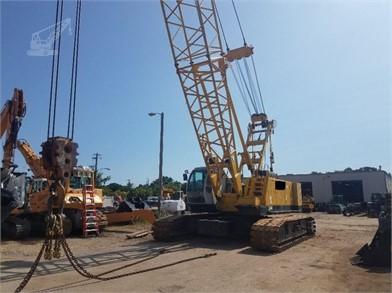 KOBELCO Crawler Cranes For Sale - 194 Listings | CraneTrader uk