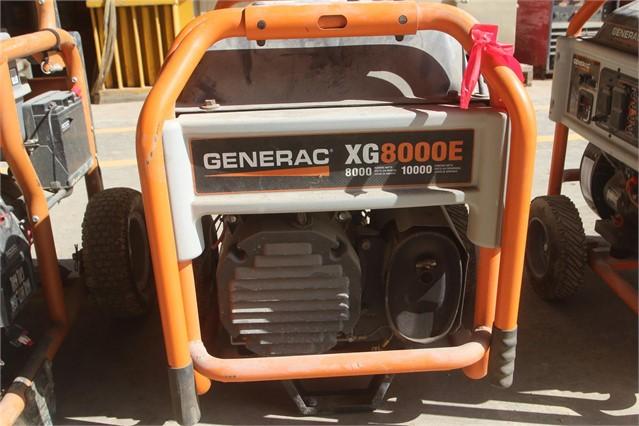 EquipmentFacts com   GENERAC XG8000E GENERAC ENGINE, GAS