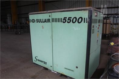 5d59adb7631f SULLAIR 550 AIR COMPRESSOR 5509A S N 200811060085 at MarketBook.co.tz