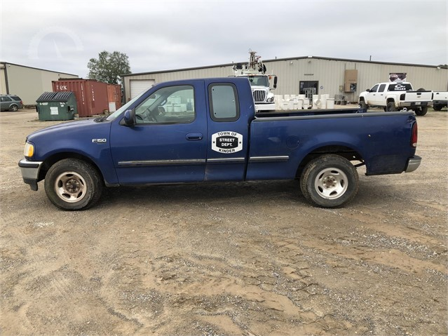 Auctiontime Com 1996 Ford F150 Online Auctions