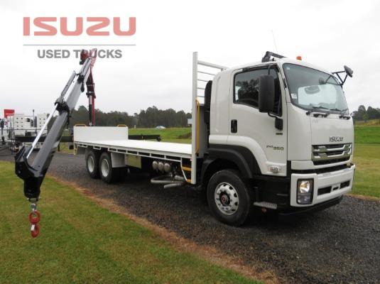 2018 Isuzu FXY 240-350 AUTO LWB Used Isuzu Trucks - Trucks for Sale