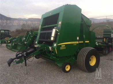 Round Balers For Sale In British Columbia, Canada - 11