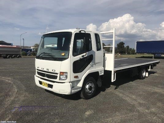 2008 Mitsubishi FK600 Carroll Truck Sales Queensland - Trucks for Sale