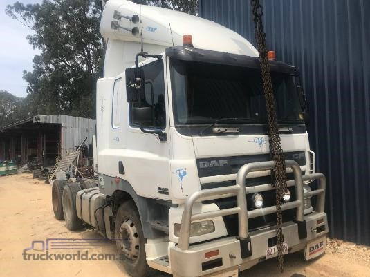 2006 DAF CF85 - Wrecking for Sale