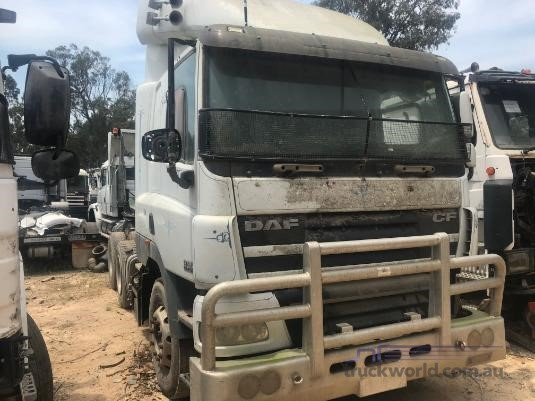 2008 DAF CF85 - Wrecking for Sale