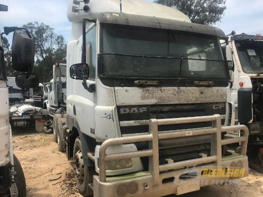 2008 DAF CF85 Beenleigh Truck Parts Pty Ltd - Wrecking for Sale