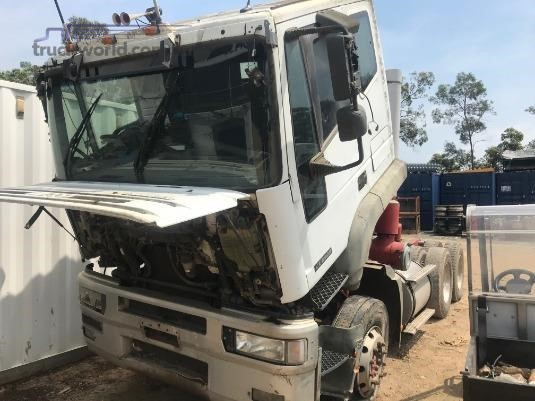 2004 Iveco Eurotech - Wrecking for Sale