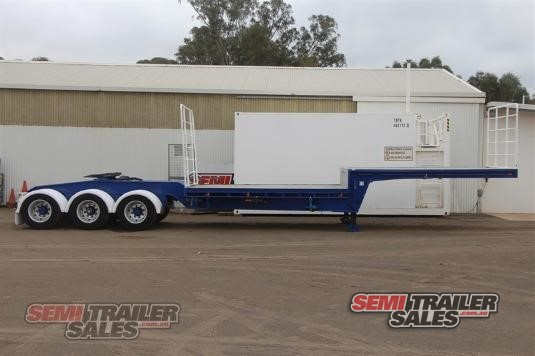 1998 Freighter Drop Deck Trailer Semi Trailer Sales - Trailers for Sale