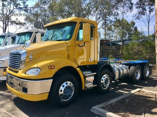 2018 Freightliner CL112 - Trucks for Sale