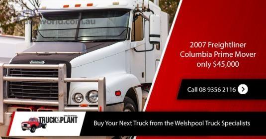2007 Freightliner Columbia - Truckworld.com.au - Trucks for Sale