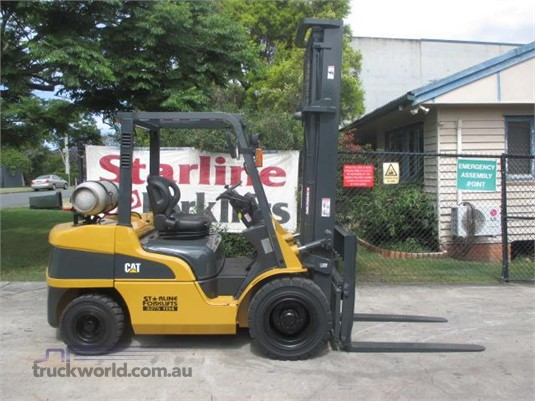 2006 Caterpillar GP35N Forklifts for Sale