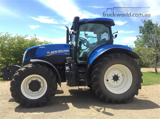 2014 New Holland T7.185 Farm Machinery for Sale