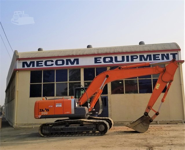 2013 HITACHI ZX200 For Sale In Stockton, California