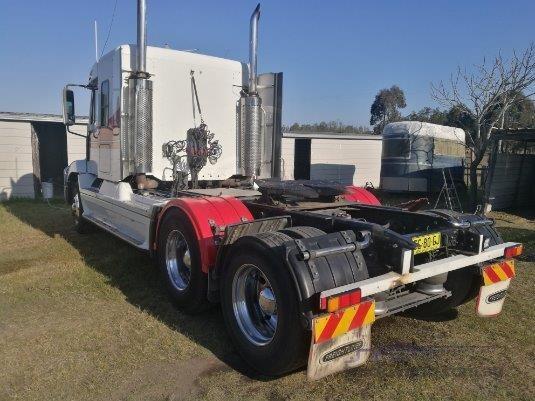 2001 Freightliner Century Class - Truckworld.com.au - Trucks for Sale