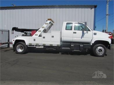 CHEVROLET KODIAK Tow Trucks For Sale - 25 Listings