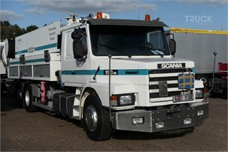 SCANIA T113H320