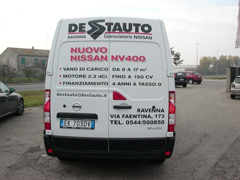 Nissan NV400 Usato
