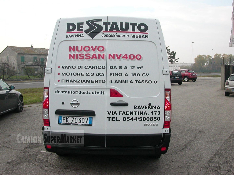 Nissan NV400 Usato 1900