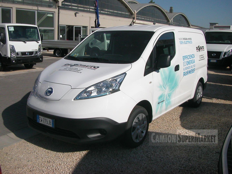 Nissan E-NV200 Usato 2015 Emilia-Romagna