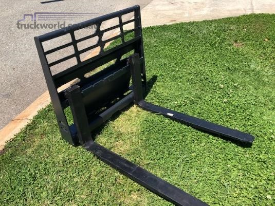 0 Barrett Skid Steer Pallet Forks - Parts & Accessories for Sale