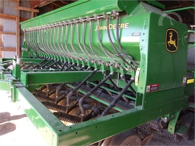 JOHN DEERE 1590 Online Auction Results - 29 Listings