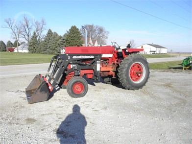 100 HP To 174 HP Tractors Online Auction Results - 3784 Listings